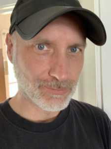 Portrait of Christopher Mackay (June, 2019)